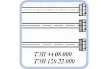 ТЭН 120.22.000 (2,5кВт, 220В, медь, вода)