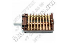 Переключатель конфорки 8 позиций WH880
