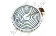 Конфорка для стеклокерамической плиты Ariston, Indesit 1700 Вт С00139053