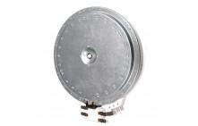 Конфорка 2-х зонная для стеклокерамических плит 1700 Вт 820017