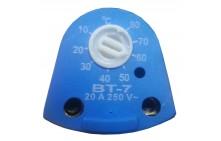 Термостат ВТ-7 10-80°C 20А 220В 100817