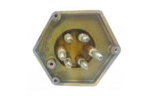 Медный блок ТЭНов для котлов 7,5 кВт G 1.5  RTF 3401356