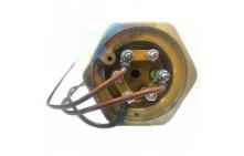 Блок ТЭН 12,0 кВт медный RTF с трубкой термостата 3401295