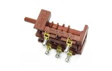 Переключатель конфорок 4-позиции для плиты Абат 840502