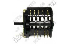 Переключатель для электроплит 5 позиций ПМ16-7-03