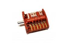 Переключатель электроплиты на 5 позиций RS555