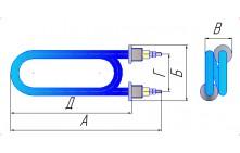 ТЭН-140A13/5.0X220