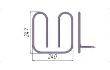 ТЭН-130D10/0,9Т220